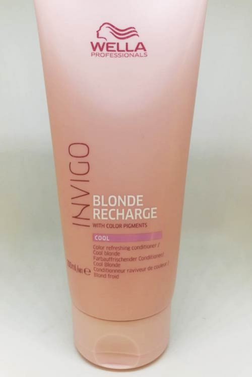 Wella Invigo Blonde Recharge, Cool