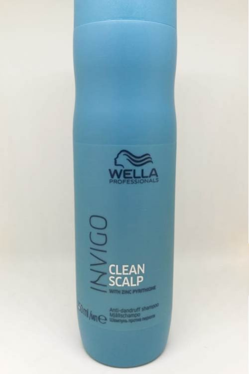 Wella Invigo Clean Scalp Shampoo