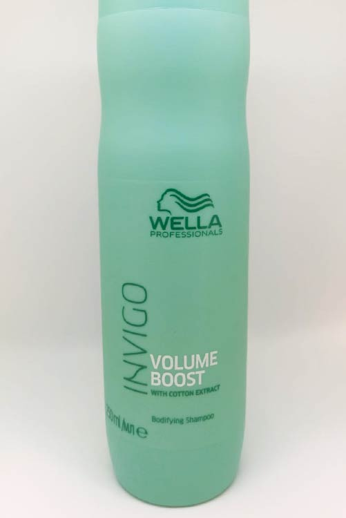 Wella Invigo Volume Boost Shampoo