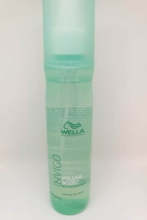 Wella Invigo Volume Boost Uplifting Care Spray