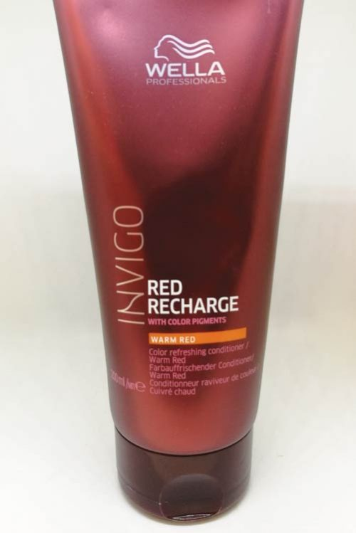 Wella Invigo Red Recharge Warm Red